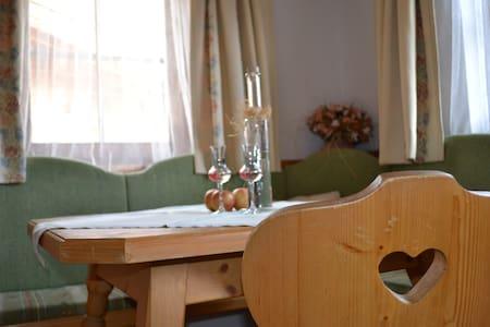 Stoanahof /Urlaub am Bauernhof/ Zimmer Sonnberg - Virgen