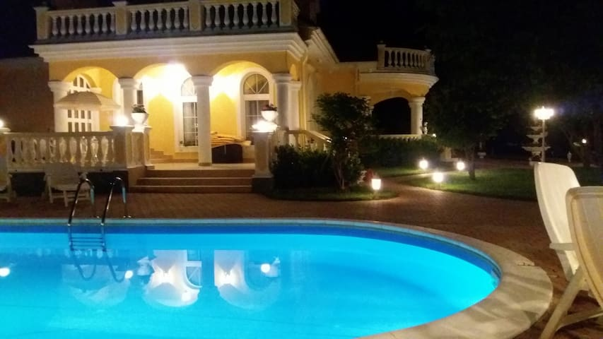 Hotel Melany - Szentgotthárd - Villa