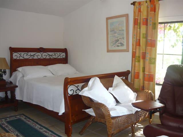Habitación con cama Queen
