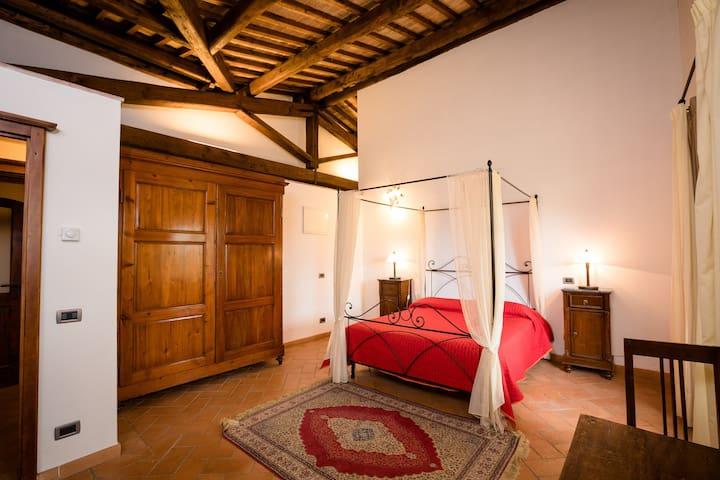 Fattoria Sant'Andrea Deluxe room San Gimignano