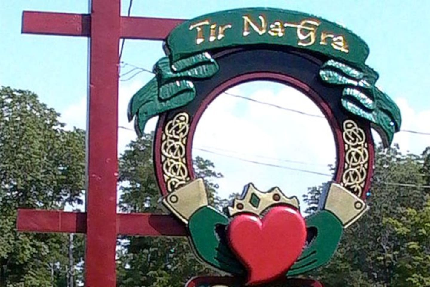 'Tir Na Gra' may be translated from the Irish language as Land of Love.