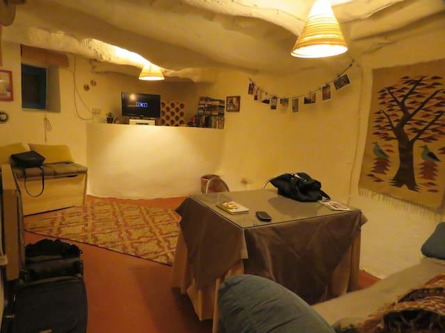 Casa-cueva Nazari encantadora en Trevelez - Trevélez - Casa cova