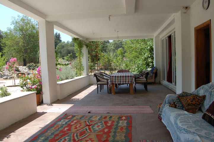 Olympos Turkey private villa + pool - Kumluca/antalya - Rumah