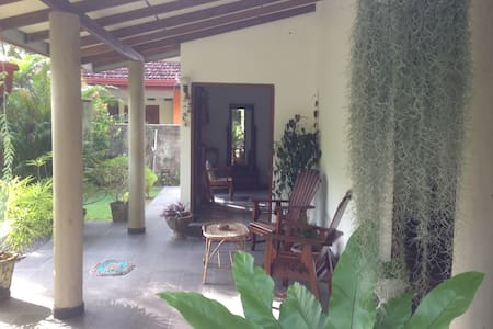 Double room in Bentota - House