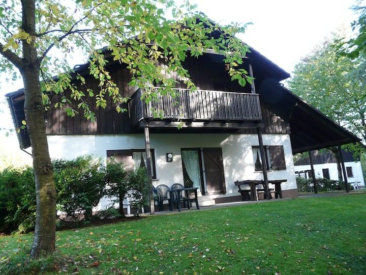 Ferienhaus Waldblick in Thalfang am Erbeskopf