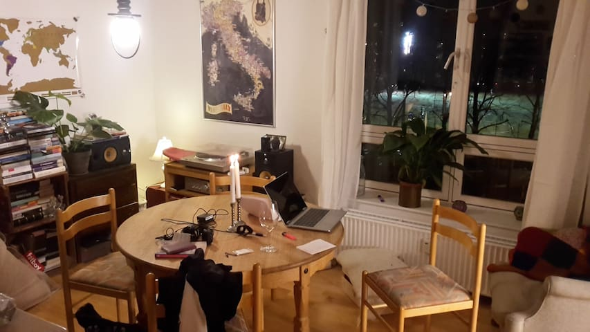 Cozy home in the heart of Nørrebro