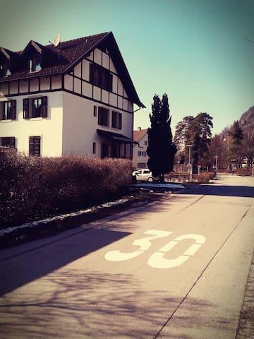 Ferienwohnung in ruhiger Umgebung bei Bregenz - Kennelbach - Pis