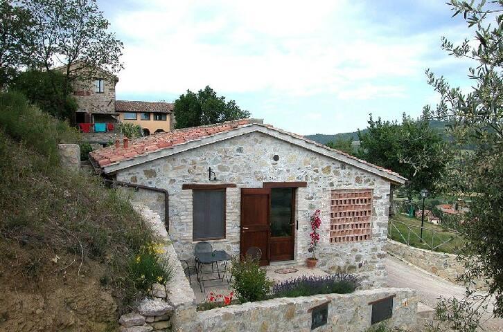 Appartamento Olivo a 2 km dal Lago Trasimeno