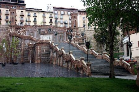Bonito piso céntrico y soleado. - Teruel