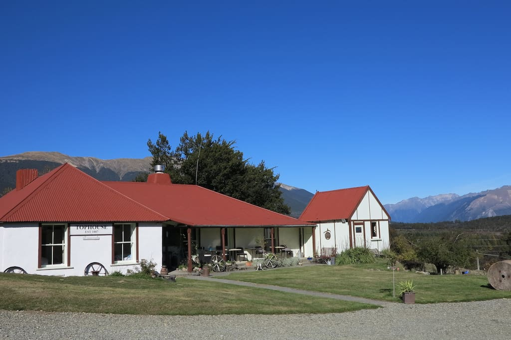 St Arnaud New Zealand Bed And Breakfast