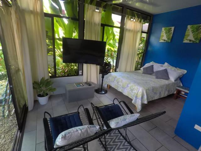 Blue House Apartment, Uvita, Costa Rica.