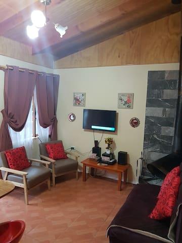 Acogedora Cabaña en el corazón del valle de elqui