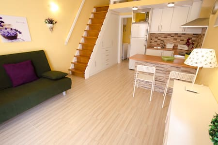 COSY APARTMENT IN THE BEACH - Telde - Apartment