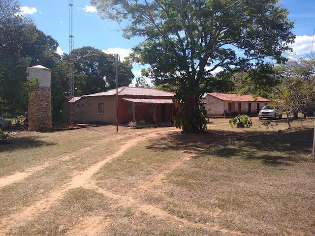 Chapada das Mesas - Pedreira Macapá