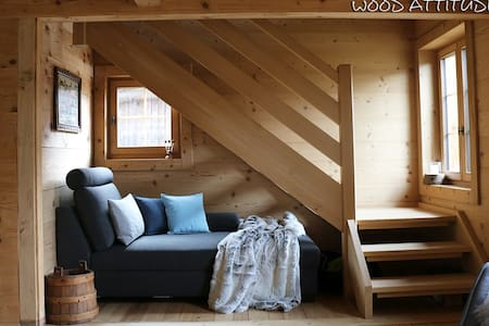 Cozy renovated Chalet in Rougemont/Gstaad
