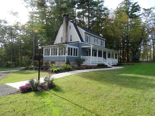 The Wagar Farm Guest House