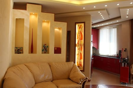 Newly decorated studio on bustling Abovyan street - Yerevan