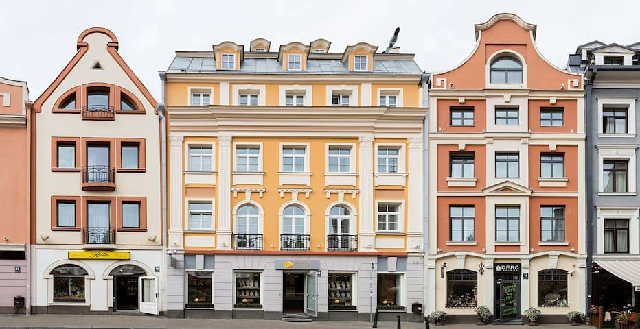 Old Town Tirgoņu apartment L3