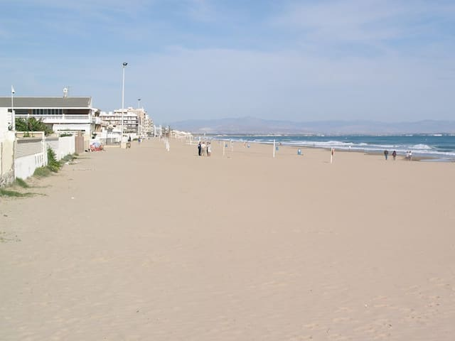 Piso grande cerca playa/ big apartment near beach - Guardamar del Segura - Apartment