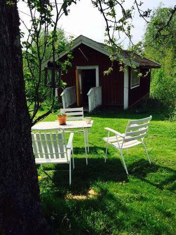 Liten och mysig stuga i Ramsberg - Ramsberg - Kabin