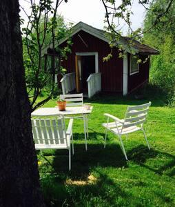 Liten och mysig stuga i Ramsberg - Blockhütte