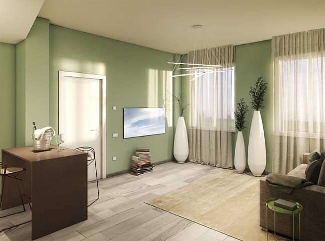 ESTH Suite Apartment del Don 8 - Apt. Happy 207