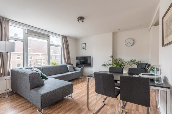 Perfectly convenient apt. with balcony! - Amsterdam