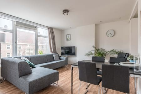 Perfectly convenient apt. with balcony! - Amsterdam - Apartment