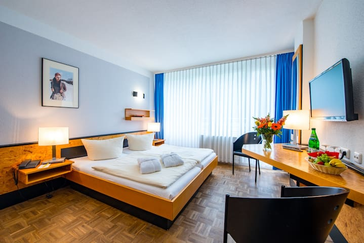 Hotel an der Therme - Haus 1 (Bad Sulza) - LOH07343 Neu, Einzelzimmer Standard