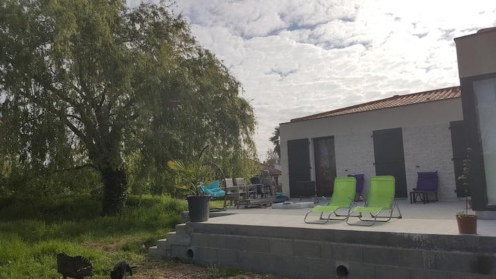 Maison neuve à Luçon en colocation