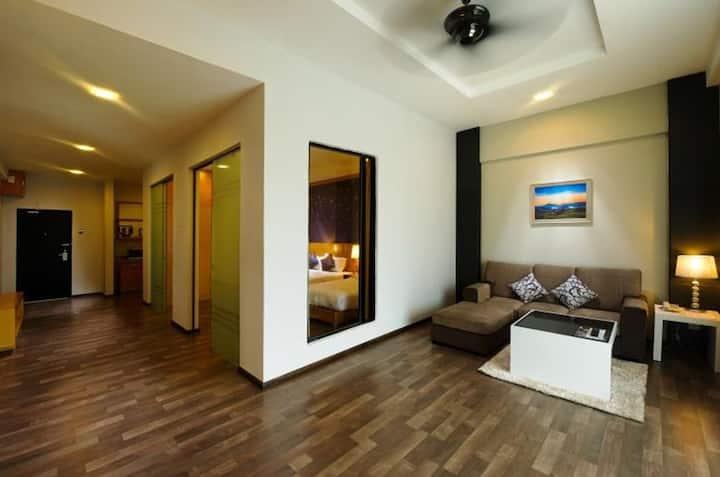 Nova Highlands Resort- 2 bedrooms @Sunrise View