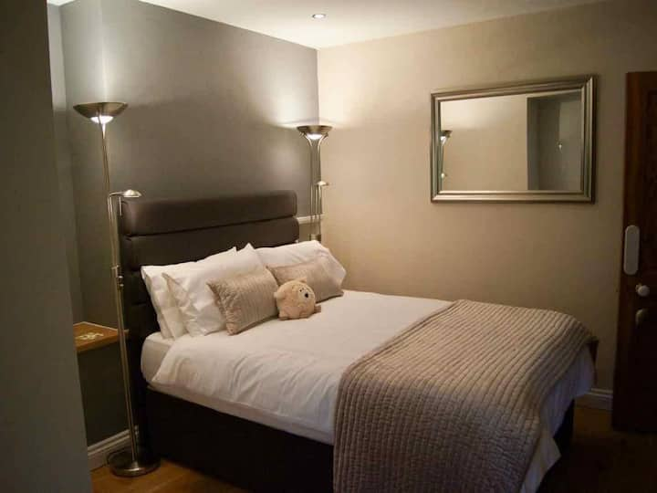 Double Room at Arfryn House