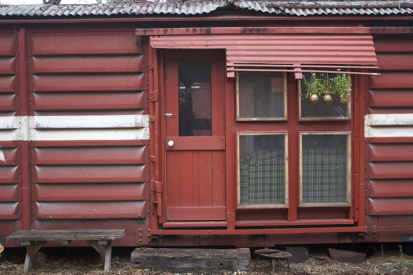 Your own railway carriage