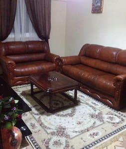 Maison, type F3, calme spacieuse, lumineuse - Kenitra - Rumah
