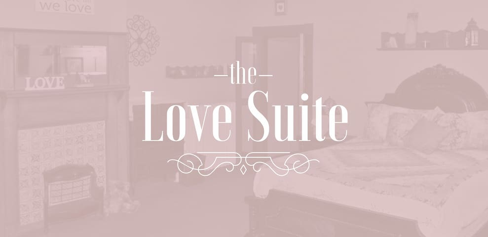 The Love Suite at The Pearl Center