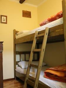 Rifugio camera letto a castello - Chalet