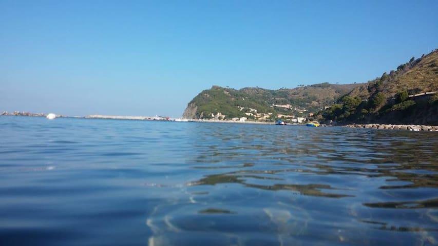 Piccola Casa In riva al mare - Agnone Cilento - Casa de férias
