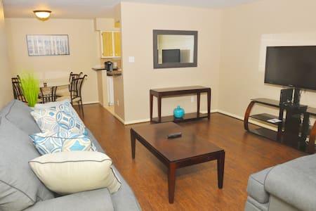 Appartment Bering & Westheimer 2 Min. to Galleria - Houston - Lakás