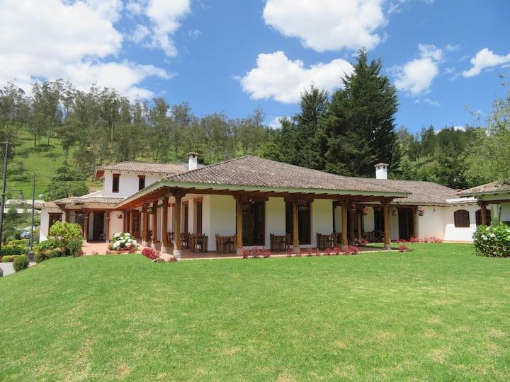 Suite Hacienda La Querencia Nono