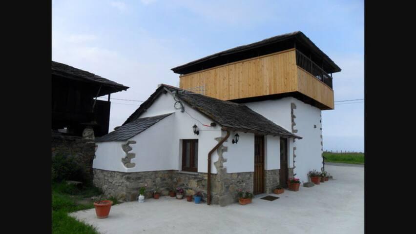 Apartamento en Asturias Luarca
