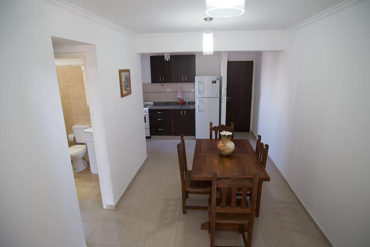 DEPARTAMENTO MODERNO CON EXCELENTE UBICACIÓN 45 M2 - Villa María - Apartment