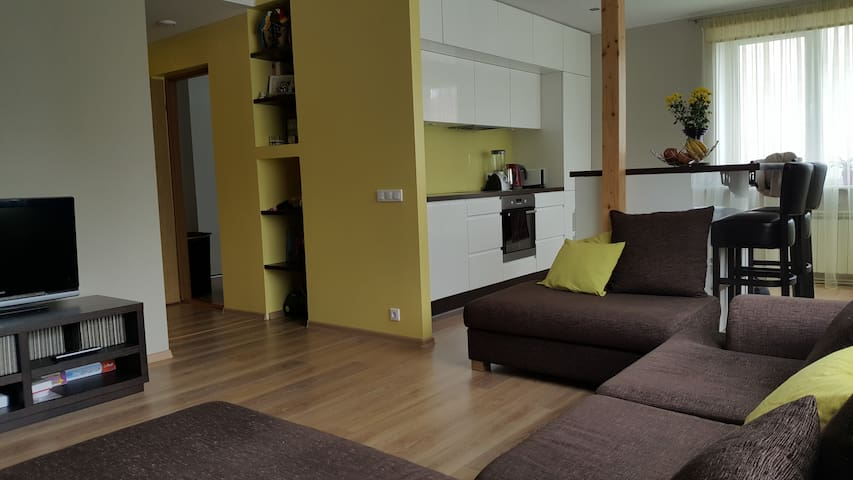 Nice family friendly apartement