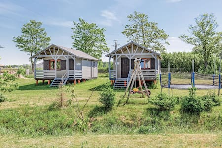 Holiday cottage with 1 bedroom on 22m² in Mscice