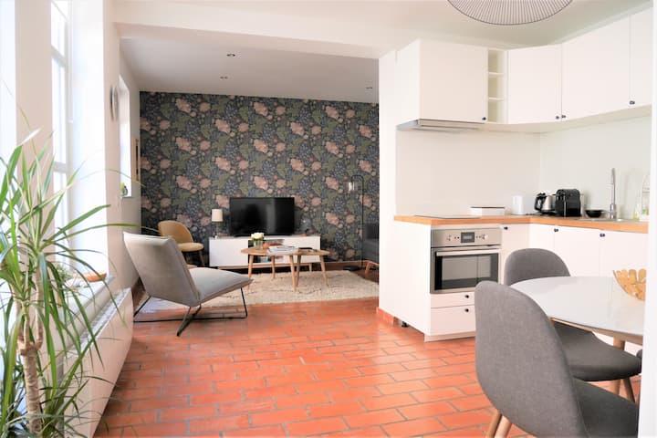 corderie 1, Maison 60m2, 2 ch vieux Lille terrasse