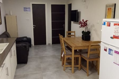 RBS Vacation Rental on Lachish - 3 rooms