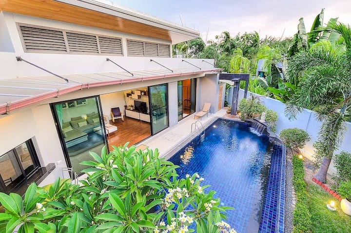 Baan Bua luxury villa