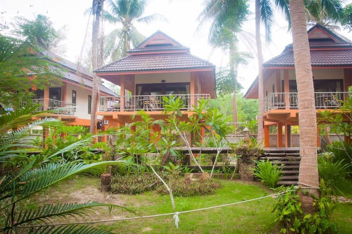 Chaloklum Bay Resort - Garden villa