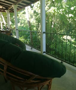 Quiet private cosy 1 bedroom house - Unawatuna - House