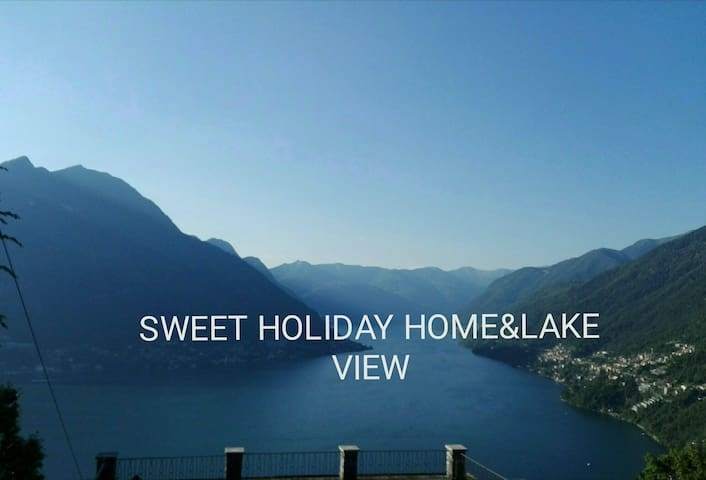 SWEET  HOME  &FANTASTIC LAKE VIEW
