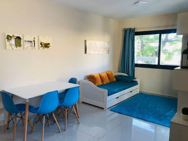 Apartamento con la comodidad de una casa